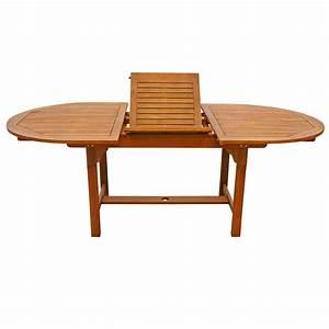 Tisch Oval Ausziehbar Holz : gartentisch esstisch aus holz oval ausziehbar ebay ~ Bigdaddyawards.com Haus und Dekorationen