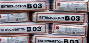 Beton Estrich Berechnen : estricharten verschiedene m glichkeiten ~ Watch28wear.com Haus und Dekorationen