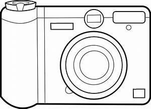 Camera Clip Art at Clker.com - vector clip art online ...