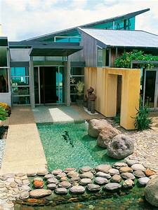 Totally Unusual Backyard Ponds, Pools and Fountains DIY