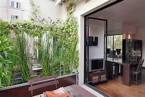 decoration exterieur pour terrasse With deco de jardin exterieur 5 decoration appartement hlm