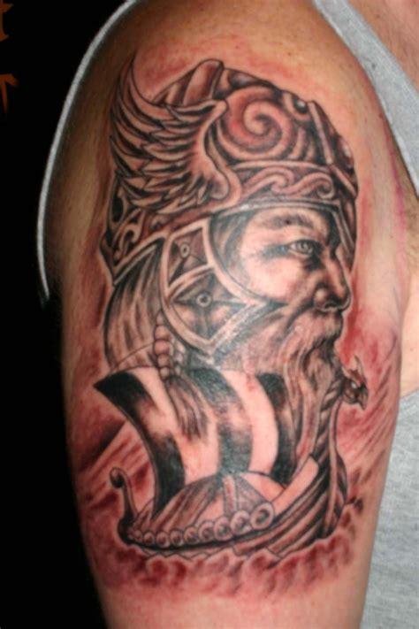 viking celtic warrior tattoos tattoos pinterest