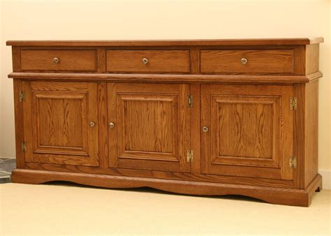 3 Door Sideboard by Andrena Marina 6 Wide Sideboard 3 Drawer 3 Door
