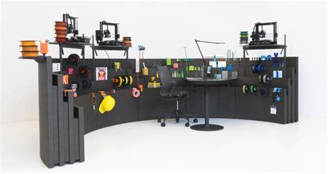 imprimante 3d de bureau un bureau modulable grâce à l 39 impression 3d 3dnatives