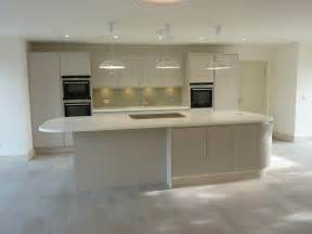 small space kitchen ideas matte handless ashwell contracts ltd