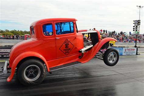 The Chaotic World Of Funny Car Chaos! Race Weekend From A