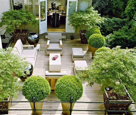 Pflanzen Für Dachterrasse by 1001 Ideen F 252 R Die Moderne Terrassengestaltung