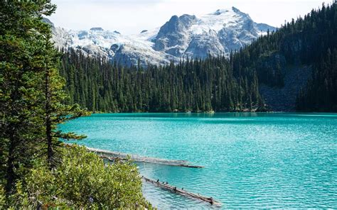 The Perfect Adventure Filled Vacation British Columbia