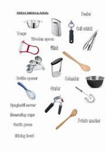 The gallery for --> Kitchen Utensils Names In English
