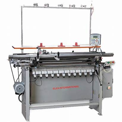 Knitting Machine Elex Flat Manufacturer Automatic Machines