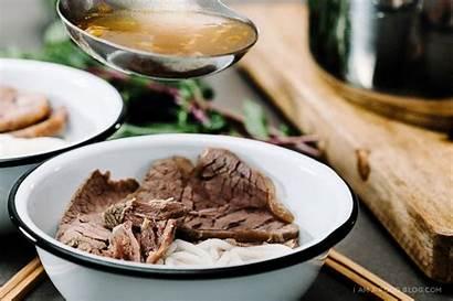 Soup Vietnamese Recipe Spicy Bun Bo Hue