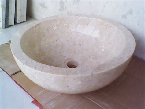 mini bowl mangkok mini 4 pusat marmer dan granit wastafel marmer jenis bowl