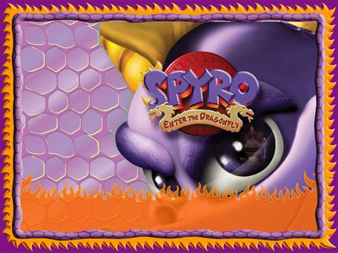 darkspyro spyro enter  dragonfly gallery