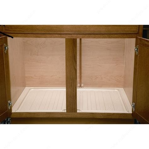 kitchen cabinet mats new cabinet drip tray richelieu hardware 2617