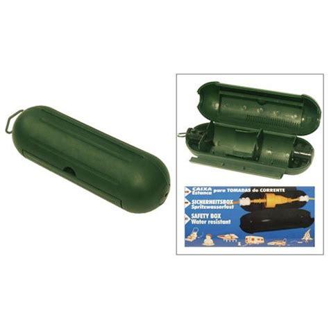boitier 233 tanche vert rallonge 233 lectrique 3552994