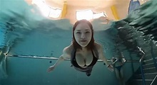 熊熊揪4女神脫了 水中「乳波蕩漾」畫面震撼網 - 娛樂 - 中時新聞網
