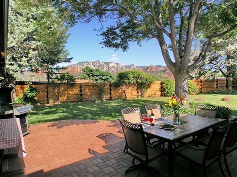 Quietude Views And Outdoor Spaces Sedona Vacation Rental