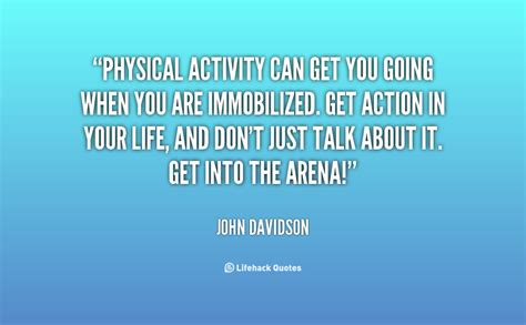 Physical Education Teacher Quotes