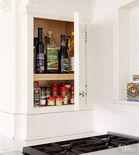 Clever Spice Rack by Clever Kitchen Storage Ideas For The New Unkitchen