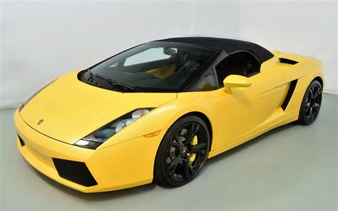 2008 Lamborghini Gallardo Spyder For Sale In Norwell, Ma
