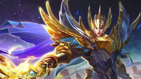 zilong glorious general skin mobile legends