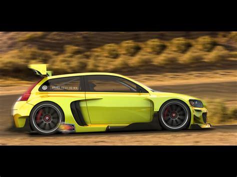 volvo  racer  vizualtech design massive multiple ideas
