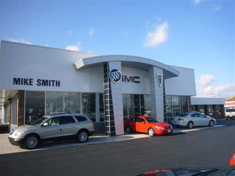 Mike Buick Gmc by Mike Smith Buick Gmc Lockport Ny 14094 Car Dealership