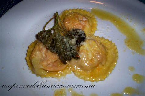 tortelli di zucca mantovana un pezzo della maremma tortelli di zucca ricetta