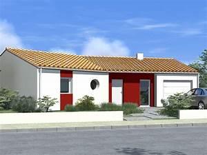 Toiture Metallique Pour Maison : plan de maison en y par alliance construction ~ Premium-room.com Idées de Décoration