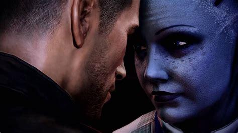 Mass Effect 3 Sex Scene Liara Tsoni Hd Youtube