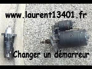 Changer Un Demarreur : d montage d marreur voiture peugeot 206 1 9d 1999 doovi ~ Gottalentnigeria.com Avis de Voitures