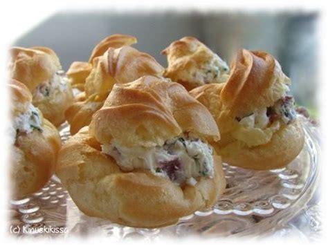 savory pate a choux tuulihatut savoury choux pastry with smoked salmon