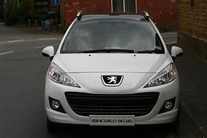 Peugeot 207 Sw : robmcsorleyoncars 2011 peugeot 207 sw full road test ~ Gottalentnigeria.com Avis de Voitures