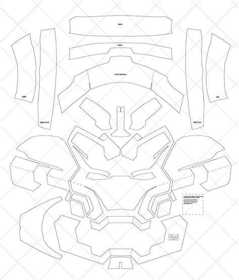iron man mark   letter size  template ready  print iron man helmet iron man