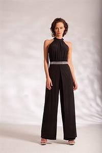 Pantalon De Soiree Chic : pantalons combinaisons c r monie cocktail et soir e lm gerard ~ Melissatoandfro.com Idées de Décoration