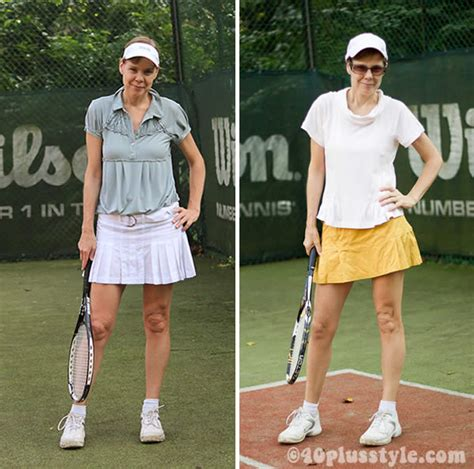 Tennis clothes for women from Stella McCartney