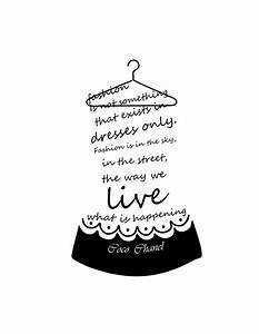 Chanel fashion quote, Dress print, iconic print, Coco