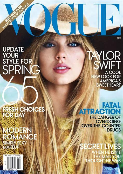 Taylor Swift Singer - Fashion Magazine Covers : Celebrity ...