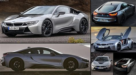 Bmw I8 Coupe (2019)  Pictures, Information & Specs