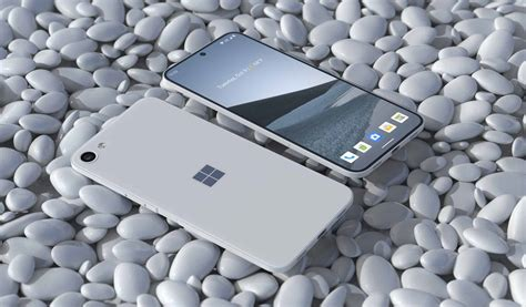 microsoft surface solo concept shows smartphone