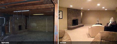 finished basements  avidco dupage county area