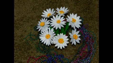 recycled diy    daisy flowers  waste plastic