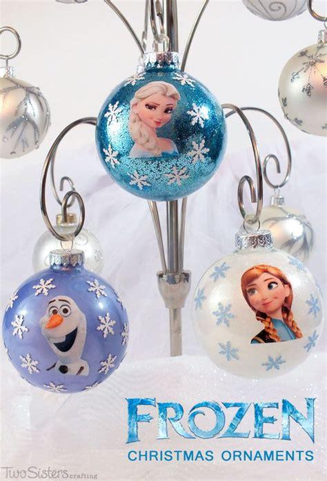 ideas  frozen ornaments  pinterest