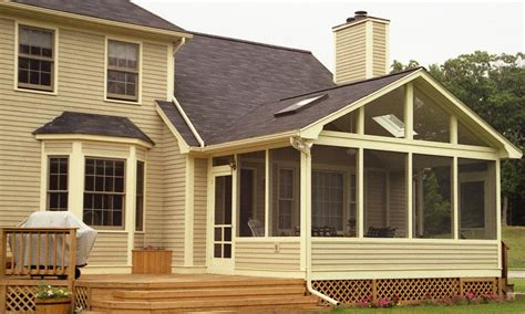 st louis mo screen porch roofing options by archadeck st louis decks screened porches