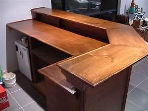 Fabriquer Un Bar : plan pour construire un bar 15 bar construire un bar ~ Carolinahurricanesstore.com Idées de Décoration