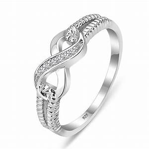 aliexpresscom buy eternity ring engagement rings With silver wedding rings for women