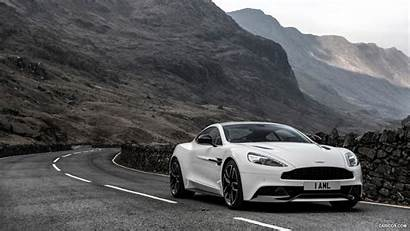 Aston Martin Vanquish Carbon Background Edition Wallpapers