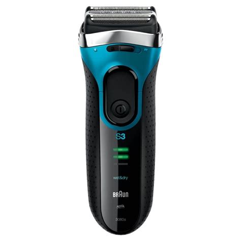 latest braun series rechargeable wet dry shaver review uk