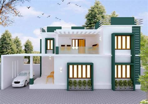 sq ft double floor home design massmegamedia