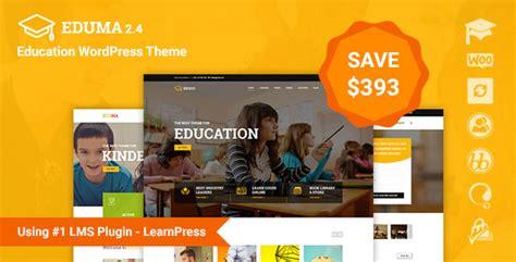 themeforest eduma  education wordpress theme